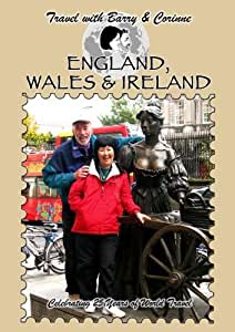 Travel with Barry & Corinne to England, Wales & Ireland