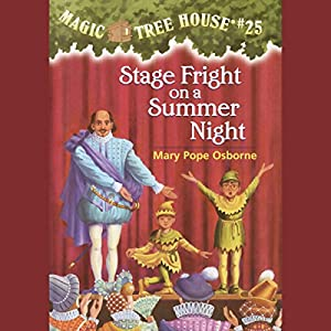 Magic Tree House #25 Audiobook