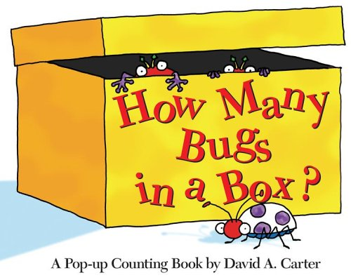 How Many Bugs in a Box?: A Pop-up