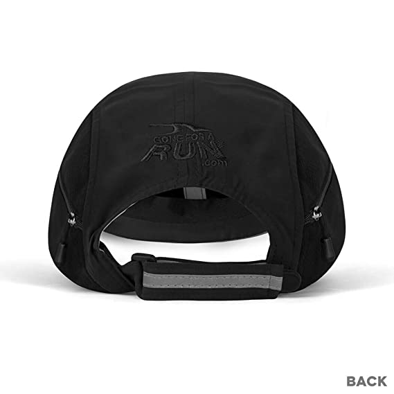9b1ad4979d5 Amazon.com  Gone For a Run Ultra Pocket Hat