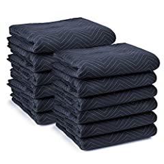 Sure-Max deluxe moving blankets offer the ideal combination of quality, durability, and cost-effectiveness to protect furniture, appliances, and other valuable items from scuffing, scratching, or breaking during transport or while in storage....