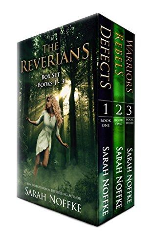 - The Reverians Series, Complete Boxed Set: A Romance YA Dystopian Adventure (A Dream Traveler Saga)