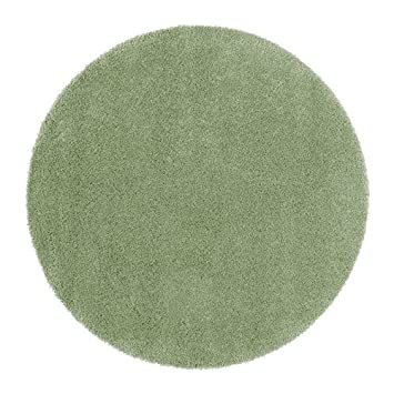 Amazonde Ikea Adum Langflor Teppich In Hellgrün 130cm