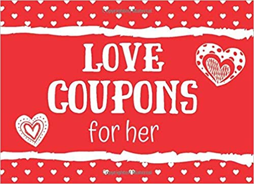 Romantic coupons for girlfriend