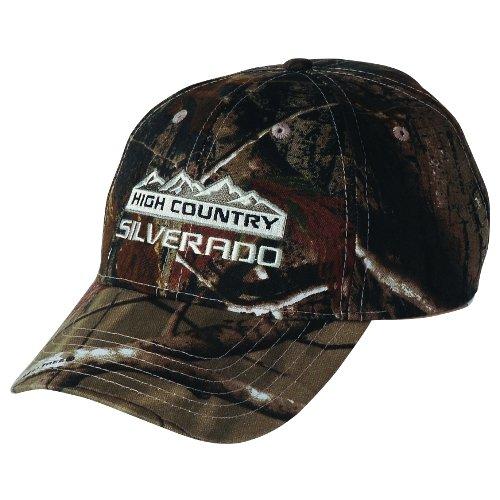 Chevrolet Silverado High Country Realtree Camo Baseball Cap
