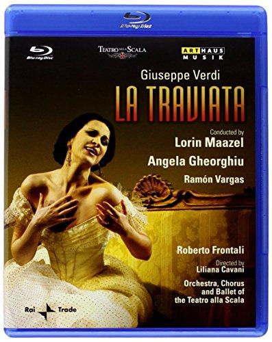 Costumes Ann Arbor (Verdi: La Traviata [Blu-ray])