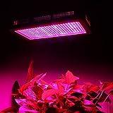 Derlight 600W Full Spectrum High Power Led grow Light, Red & Blue...