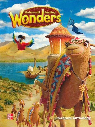 Reading Wonders Literature Anthology Grade 3 (Hardback) - Common