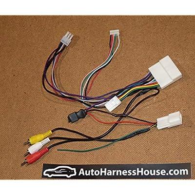 AutoHarnessHouse Aftermarket Headunit Installation Adapter compatible with Subaru 2016-2020: Car Electronics
