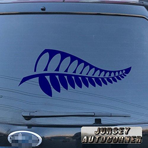 超美品の 3s MOTORLINEニュージーランドFernデカールステッカーzelanian車ビニールPickサイズカラーDie Cut (101.6cm) Cut No bkgrd 40'' ブルー (101.6cm) ブラック 20180412s26 40'' (101.6cm) ブルー B07C4Y3NTW, KAJIWARA:cc715bed --- a0267596.xsph.ru