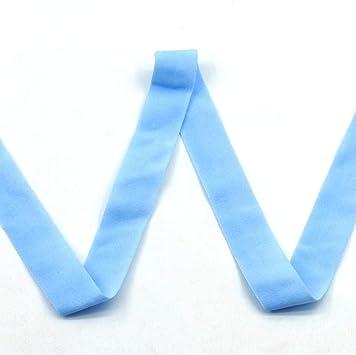 8mm Gummiband Stretch Band für BH Kleid Hose Unterwäsche Sewing Trim Weiß