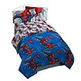 Spiderman ''City Graphic'' 3 Piece Twin Size Sheet Set