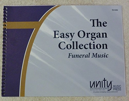 The Easy Organ Collection: Funeral Music (Sacred Organ)