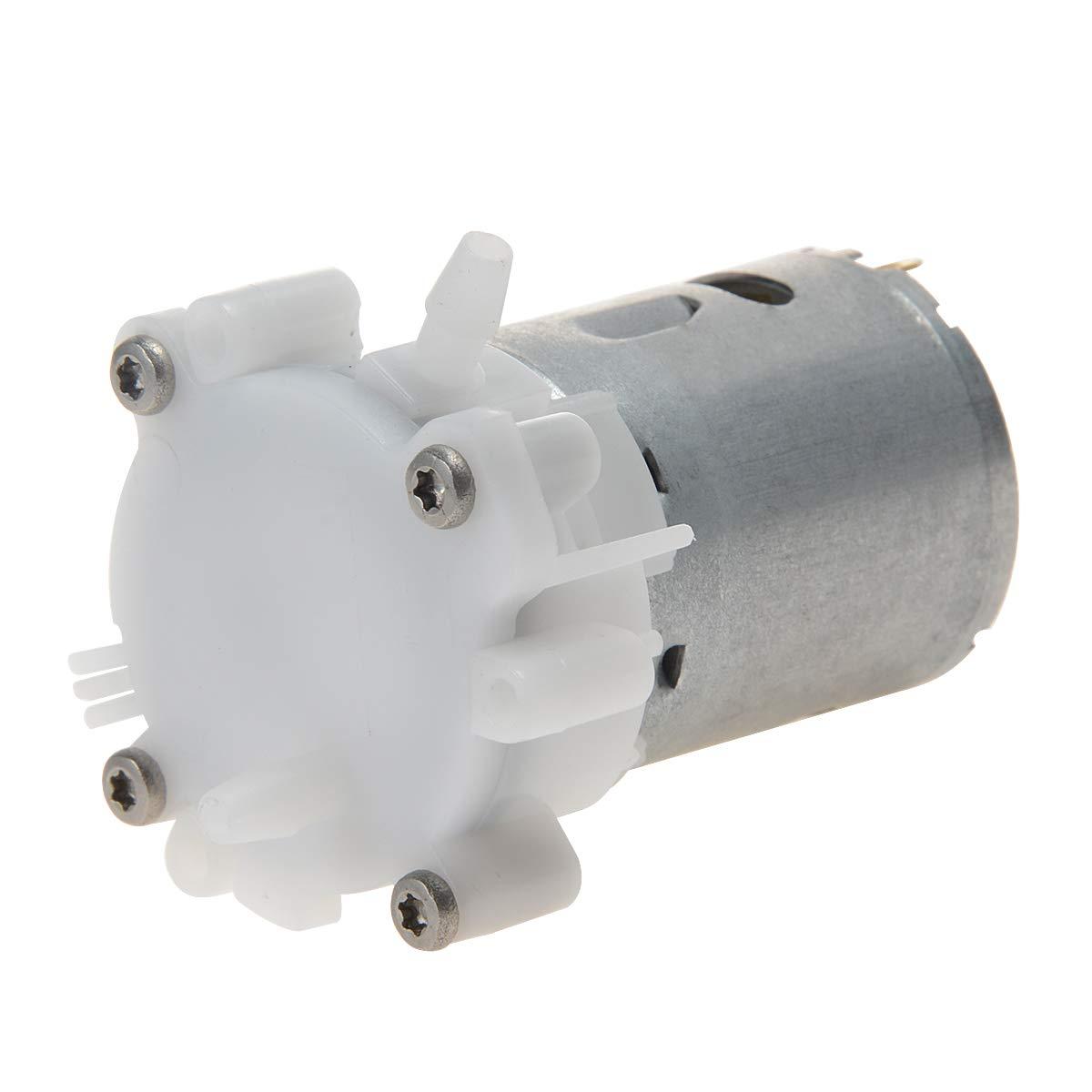 YXQ DC 3-12V Water Pumping Electric Micro Pump Motor RS-360SH