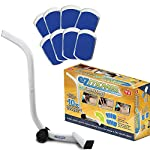 Allstar Innovations EZ Moves Furniture Moving Pads System (1 Lifter Tool & 8 Sliders) As Seen on TV