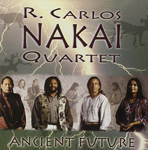 Cover of Ancient Future