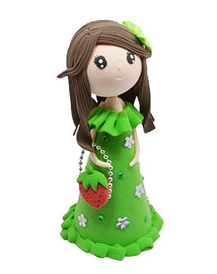 Amazon Com Princess Diy Kids Art Craft Clay Set Plasticine Making