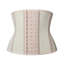 Short torso Waist trainer corset for Weight loss Sports Workout Hourglass Body Shaper Fat Burner