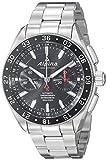Alpina Men's AL-860B5AQ6B Alpiner 4 Chronograph Analog Display Automatic Self Wind Silver Watch