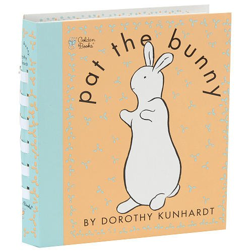 - Board Book : Pat The Bunny