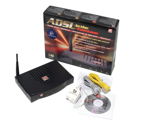 Zoom 5590 ADSL X6 Modem Router