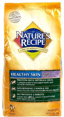 Nature's Recipe Healthy Skin Vegetarian Recipe – 5 lb, My Pet Supplies