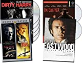 Clint Eastwood Collection 11-Movie Mega Pack - Dirty Hary/ Space Cowboys/ Gauntlet/ Absolute Power/ True Crime/ Unforgiven/ Magnum Force/ Enforcer/ Dead Pool/ Sudden Impact/ Every Which Way But Loose