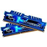 G.Skill RipjawsX 8GB (4GBx2) DDR3-2133 MHz