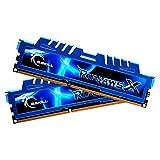 G.SKILL Ripjaws X Series 8GB (2 x 4GB) 240-Pin DDR3 SDRAM DDR3 2133 (PC3 17000) Desktop Memory Model F3-2133C10D-8GXM