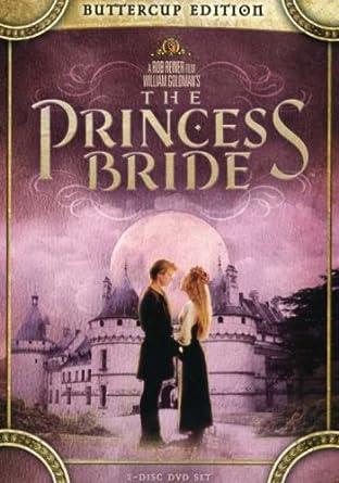 amazon com the princess bride buttercup edition cary elwes