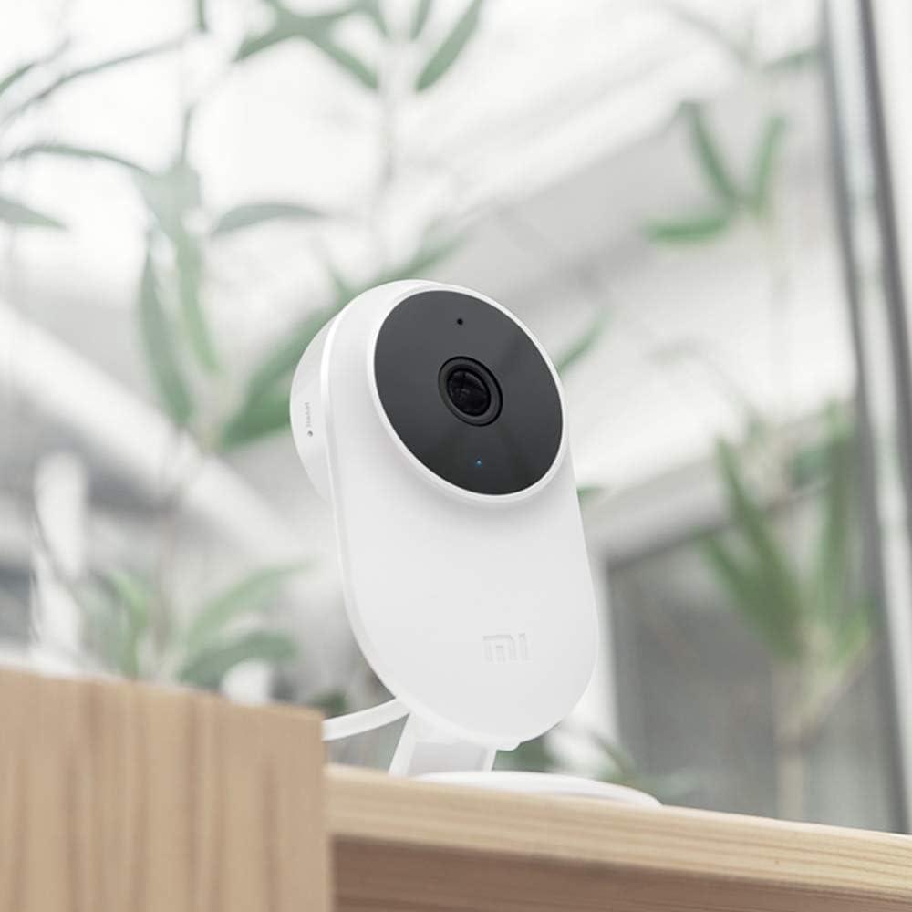 Cámara de seguridad Xiaomi Mi Home Security WiFi por 14,99€ ¡¡25% de descuento!!