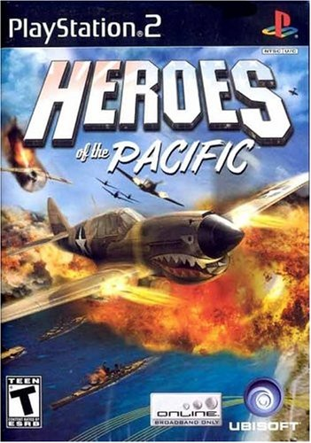 Heroes of the Pacific – PlayStation 2