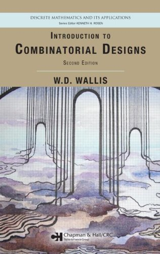 Introduction to Combinatorial Designs, Second Edition (Discrete Mathematics and Its Applications)