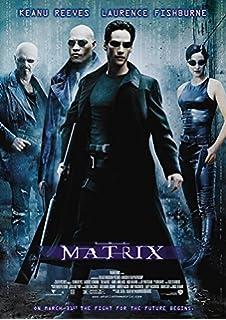 THE MATRIX MOVIE POSTER FILM A4 A3 ART PRINT CINEMA