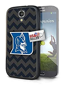Duke Blue Devils Chevron Print Cell Phone Hard Protection For Case Samsung Galaxy S5 Cover