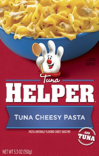 Betty Crocker Sauce - Betty Crocker Tuna Helper Tuna Cheesy Pasta 5.3 oz Box (pack of 6)