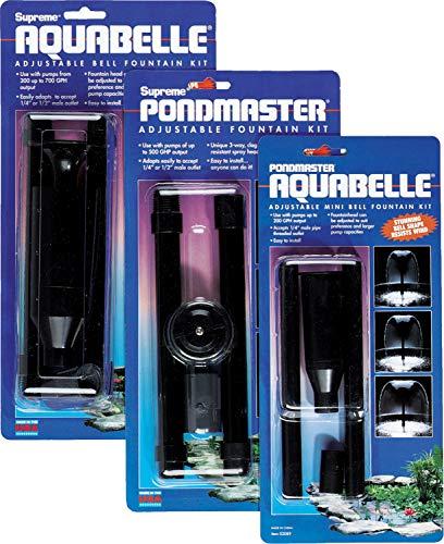 Bell Pondmaster - Pondmaster 02088 Bell Fountain Head Kit