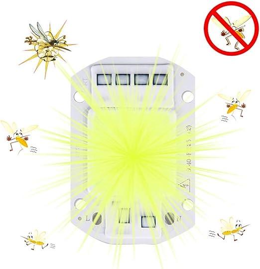 BYSDSG Lampes Anti moustiques électroniques Répulsif Lumière