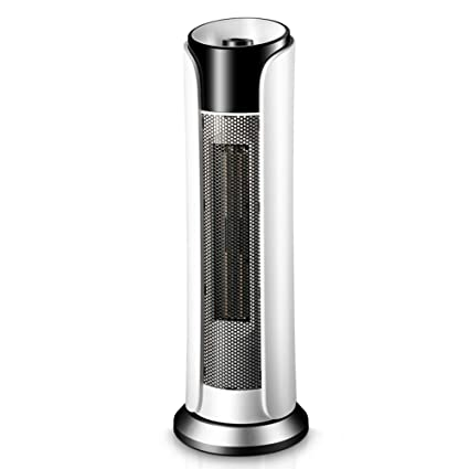 Radiador eléctrico MAHZONG Calentador de Ventilador de Torre de cerámica 2000W portátil, oscilante
