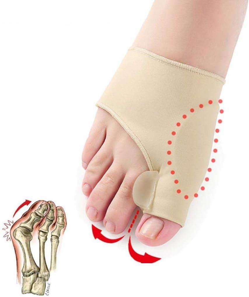 Ortesis de dedo del pie, Separador de dedo del pie, Ortesis de juanete, Almohadilla de resina Almohadilla de prensa for ortesis de pulgar for hombres/mujeres/bailarines