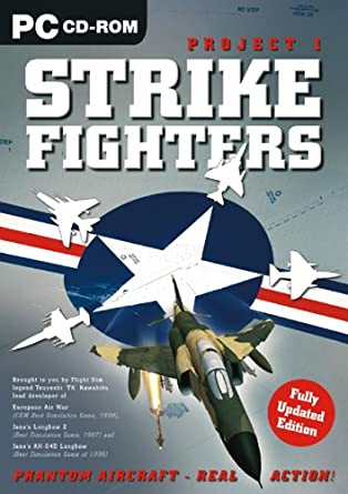 Strike Fighters: Project 1: Amazon co uk: PC & Video Games
