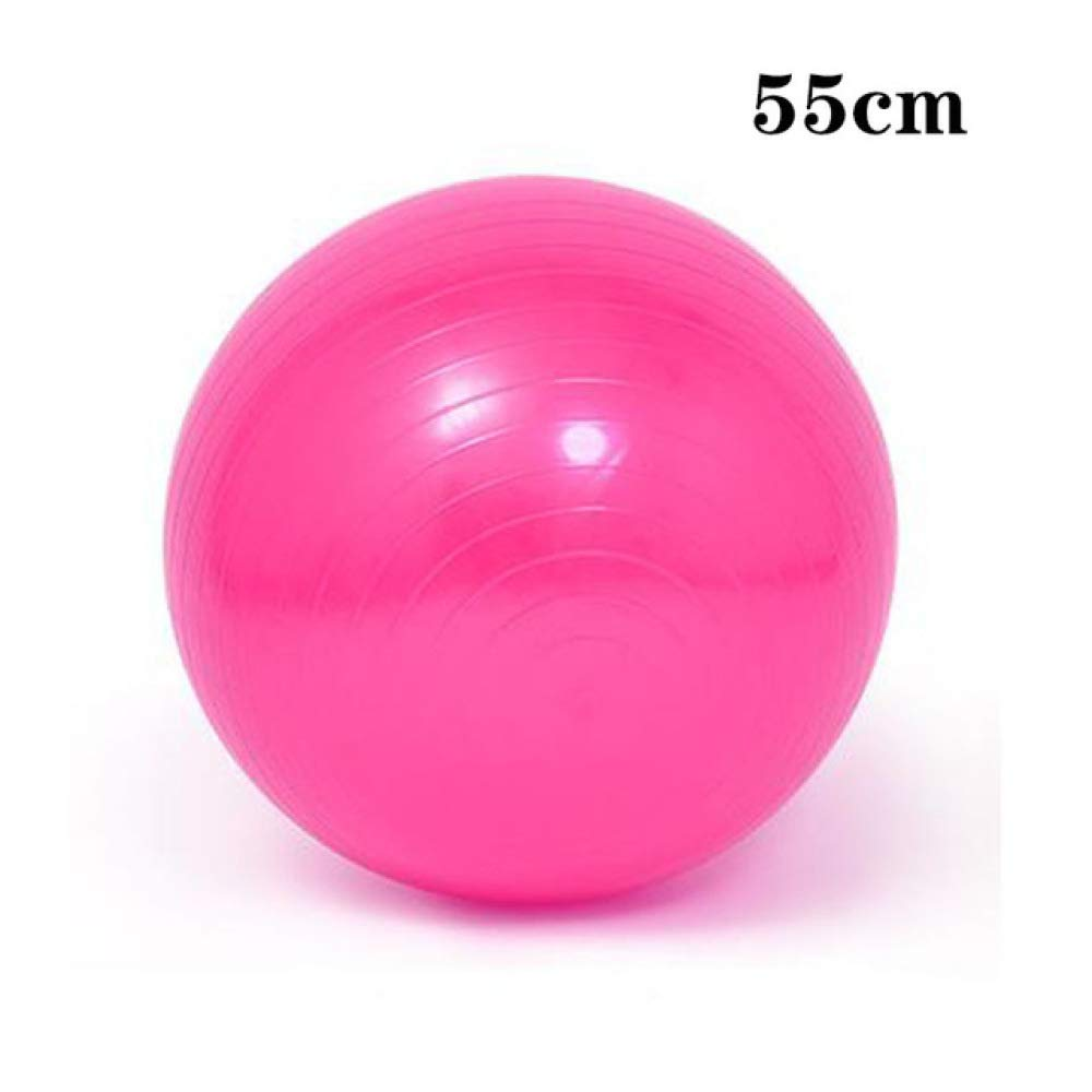 CRSM 55Cm / 65Cm / 75Cm Pelota De Yoga Lisa Pilates Fitness Gym ...