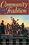 Community and Tradition, , 0847686612