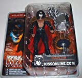 McFarlane Toys, KISS Creatures Eric Carr (The Fox) Action Figure, 7 Inches