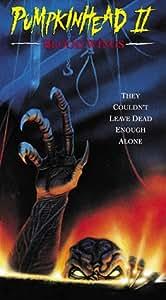 Pumpkinhead 2:Blood Wings [VHS]