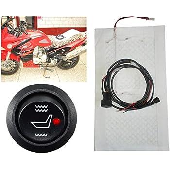Amazon Com Universal Motorcycle Atv Utv E Bike Carbon