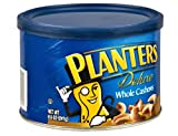Planters Deluxe Whole Cashews 8.5OZ (Pack of 24)