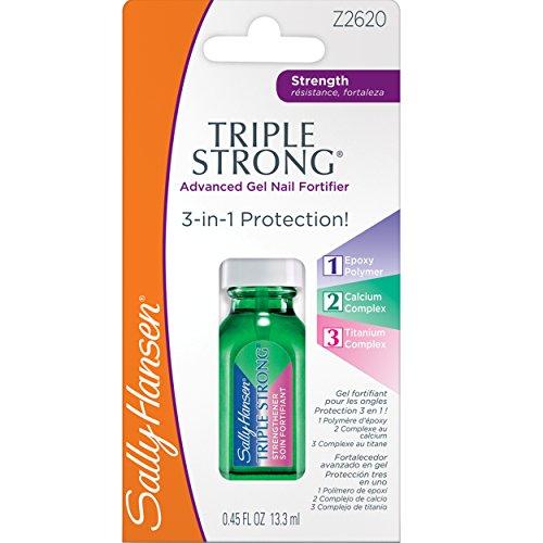 Sally Hansen Triple Strong Strength Treatment 2620 Clear