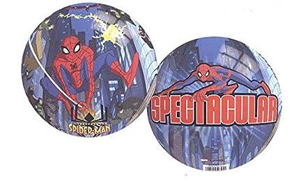 Con licencia oficial hombre araña/spiderman jugar a la pelota ...