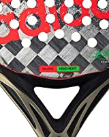 All for Padel Adipower Soft 2.0 Pala de pádel, Adultos Unisex, Red ...